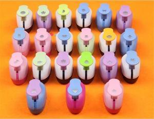Image 4 - Poinçon artisanal en mousse eva, poinçons scrapbooking, boîte de 24 pièces de 3/8 pouces (1.0cm)