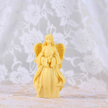 Nicole R0512 Custom Silicone Soap Mold,3D Angel Candle Molds,Silicone Mold For Making