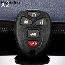 цены 2Pc 5 Button Car Remote Key Shell Case KOBGT04A Keyless Entry Key Fob For Chevrolet Malibu Cobalt Pontiac G5 Buick Allure Saturn