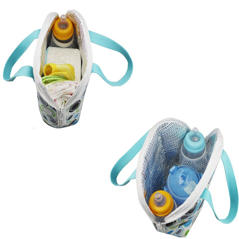 Free shipping Baby stroller animal Storage bag warm diaper bag Mummy bag Feeding bottle bag