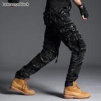 mens joggers 2019 brand male trousers New Arrival nan's tactical pants cotton military cargo pants pantalon moto hommes 1665