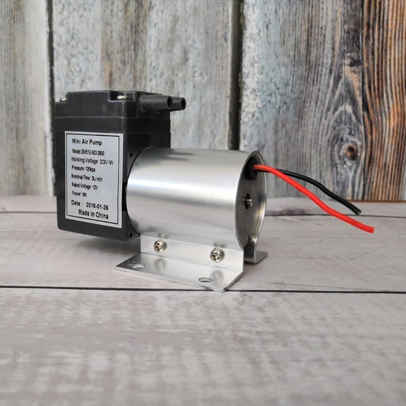 3L/M 55kpa vacuum diaphragm dc electric brushless motor pump