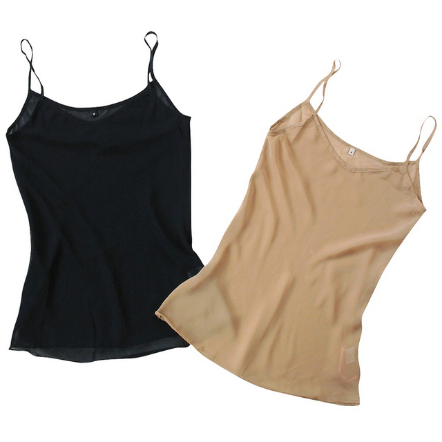 Nampula f27-463 2013 spring and summer fashion solid color silk comfortable 0.04kg small vest