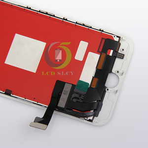 Image 5 - Top Quality AAA For iPhone 8 LCD 4.7 inch Display Touch Screen Digitizer Assembly Replacement Cold Frame Free Tempered film+Tool
