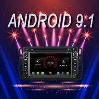 car multimedia Player Android 9.1 Car GPS Bluetooth stereo fit for GMC Yukon Chevy Silverado Buick DVD autoradio Head Unit