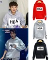 Kpop exobiology paragraphs with fierce D.O shimmering with HBA fleece who lovers around loose fleece jackets