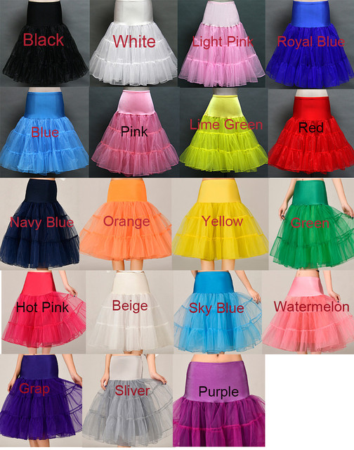short mini organza halloween petticoat crinoline vintage wedding bridal petticoat for wedding dresses underskirt rockabilly tutu - Halloween Petticoat