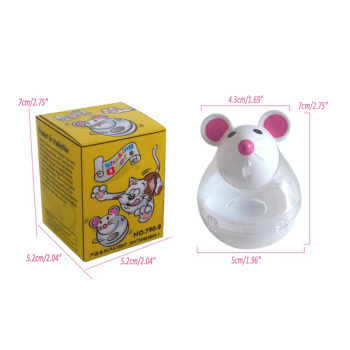 Mice Shaped Cat Feeder 1
