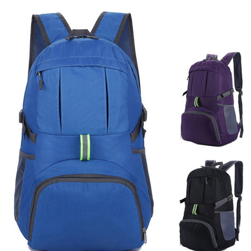 Lightweight Foldable Waterproof Nylon Women Men Children Skin Pack Backpack Travel Outdoor font b Sports b