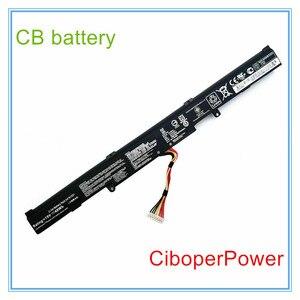 Original quality Battery For 15V 48Wh A41N1501 Laptop Battery For GL752VW N752V N552V