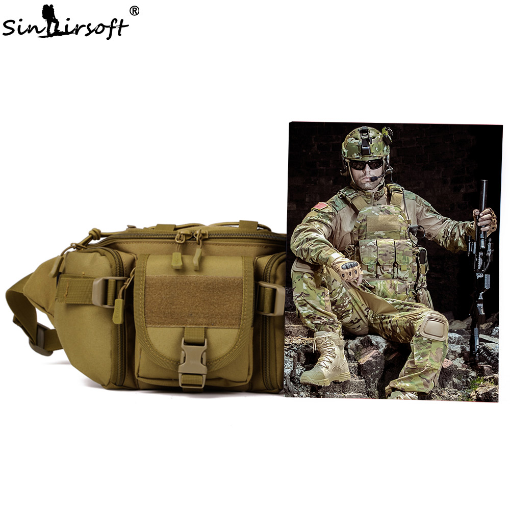 cinto pacote de cintura bolsa Marca : Sinairsoft