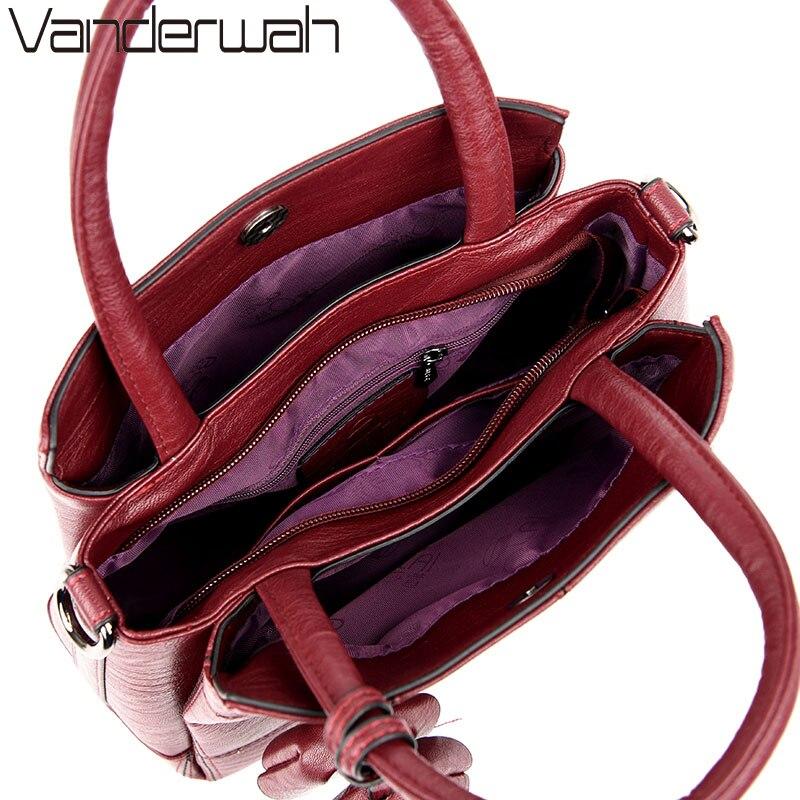 vanderwah bolsas de luxo mulheres Features : Three Bags