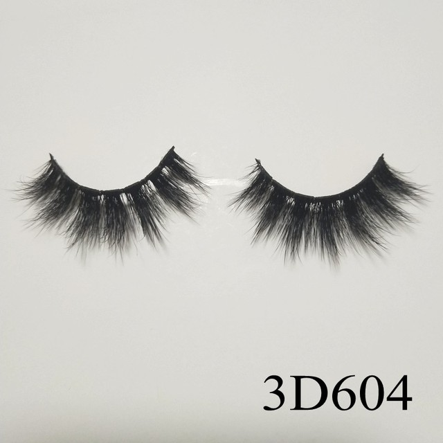 a4aec945a57 High Quality 3D Mink Lashes Vendors Mink Eyelashes Natural False Eyelash  Extension Supplies Cosmetic UPS Free Shipping 30 Pairs