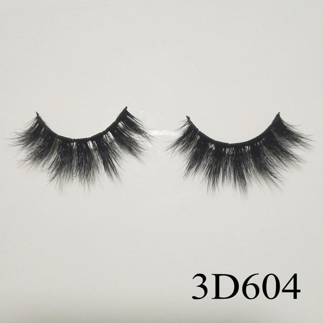 e703e1feb33 High Quality 3D Mink Lashes Vendors Mink Eyelashes Natural False Eyelash  Extension Supplies Cosmetic UPS Free Shipping 30 Pairs