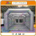 8*4*3mH  inflatable spray paint tent  for car,inflatable paint  spray booth