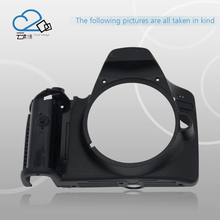 D3200 front shell   cover without button for Nikon free shipping d3200 top cover with mode dial power button outer shell with flash unit for nikon