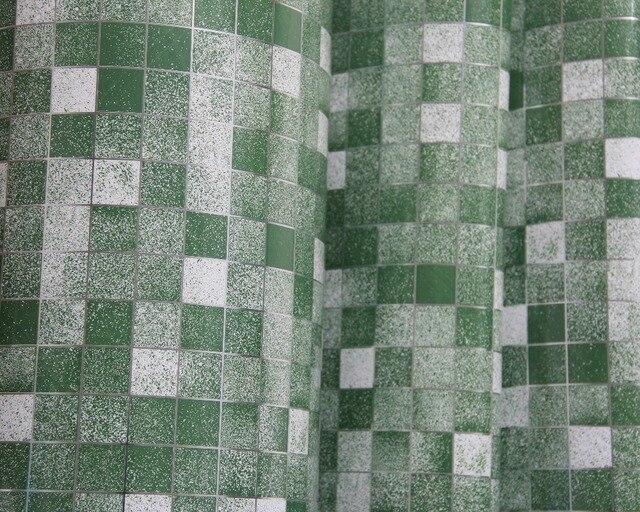 US $5.69 25% OFF|2 Meter/rolle Weißen Vinyl Fliesen Mosaik Tapete PVC  Selbstklebende Küche ölfester/Bad Wasserdichte Wandaufkleber Wohnkultur in  2 ...