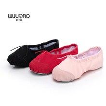 Child And Adult Ballet Point Dance Shoes Women's Professional Ballet Dance Shoes Soft Sole Ballet Shoes For Ladies Promotion