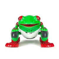Remote Control Animal Novelty Surprise Practical Jokes Simulation Frog Prank Pet for Halloween and Christmas Eve
