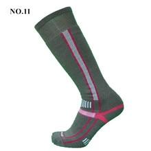 1 Para Bunte Kanada Stil 80% Merino Wolle Die Ganze Terry Dickere Aktiven Mode Snowboard Link Socken #1(China)