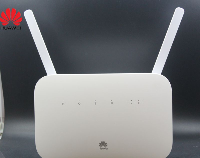 Unlocked Huawei B612 B612s 25d With Antenna 4g Lte Cat 6