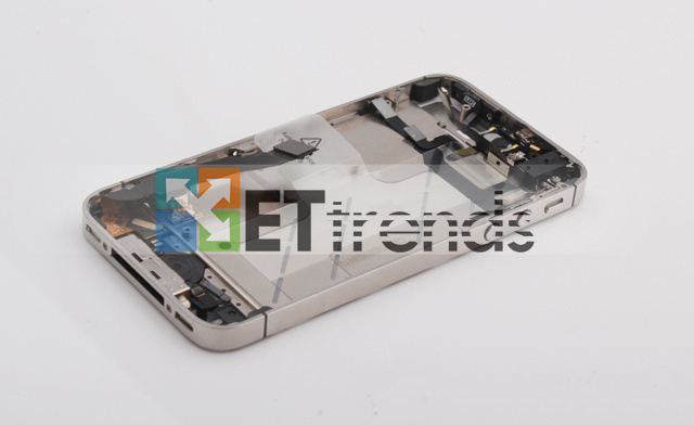 Metal Middle Plate Assembly (Black) for iPhone 4S  (4).jpg