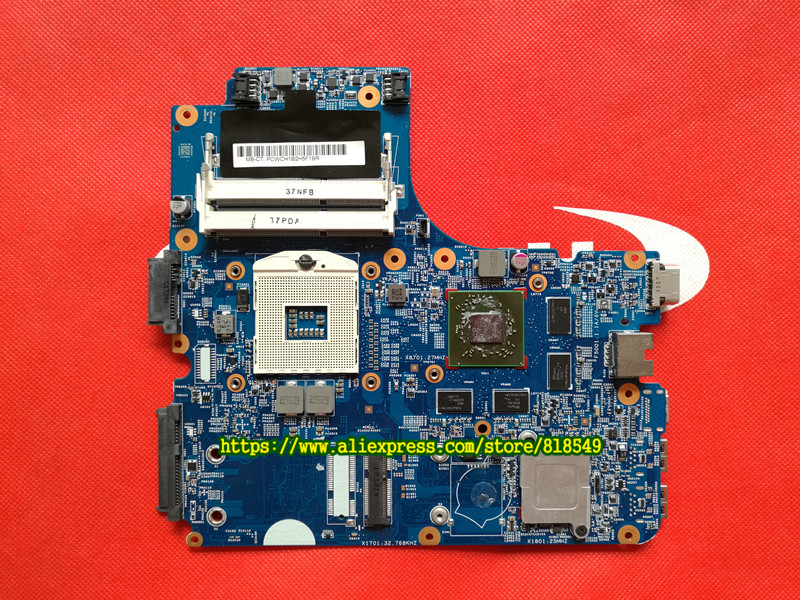 683494-001 683494-501 683494-601 683493-501 683493-001 FIT For HP 4740S 4540S system motherboard , 100% Working ! все цены