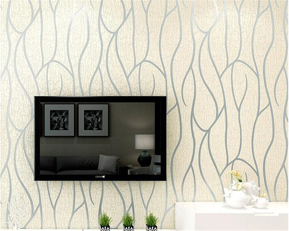 Beibehang Personality Abstract 3D Stereo Striped papel de parede Wallpaper Walkway Bedroom Living Room TV Wall Wallpaper roll beibehang european luxury gold foil wallpaper 3d floral striped wallpaper roll living room tv wall paper papel de parede roll