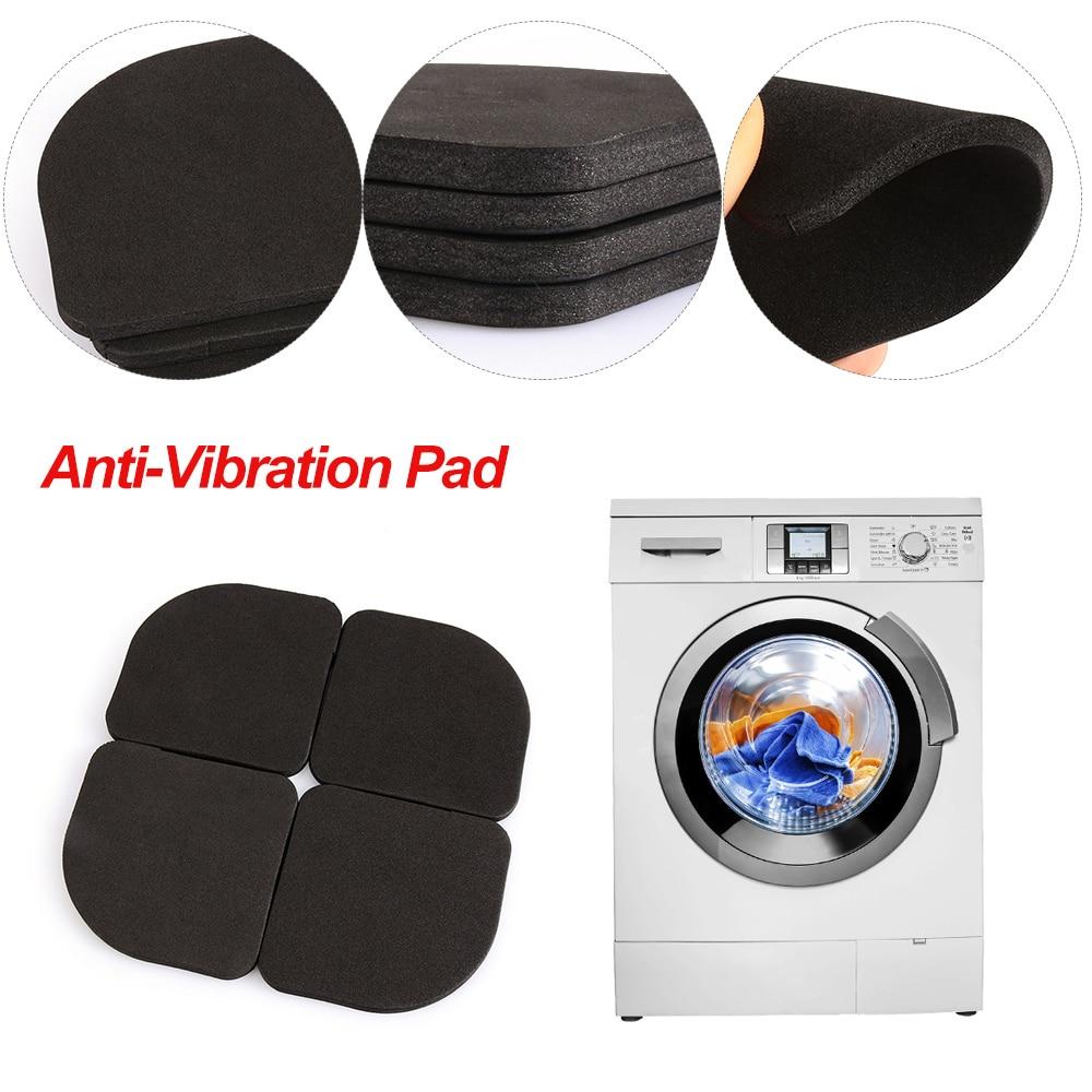 Bathroom Shock Mats Non-Slip Mat Washing Machine Anti-Vibration Pad