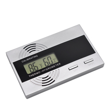 Accurate Precision Cigar Hygrometer Thermometer Electronic Mechanical Digital Gauge Tester For Humidor Box Case