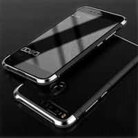 Luxury Original Brand BOBYT Aluminum Metal Frame PC Hard Armor Anti Knock Back Cover Case For