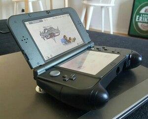 Image 4 - ป้องกันผู้ถือคอนโทรลเลอร์เกมพลาสติกมือสำหรับ Nintend ใหม่ 3DS XL LL (ใหม่รุ่น)