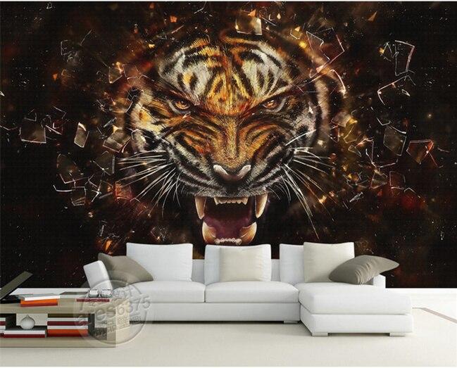 Tiger woods tv promotion shop for promotional tiger woods for Mural vision tv