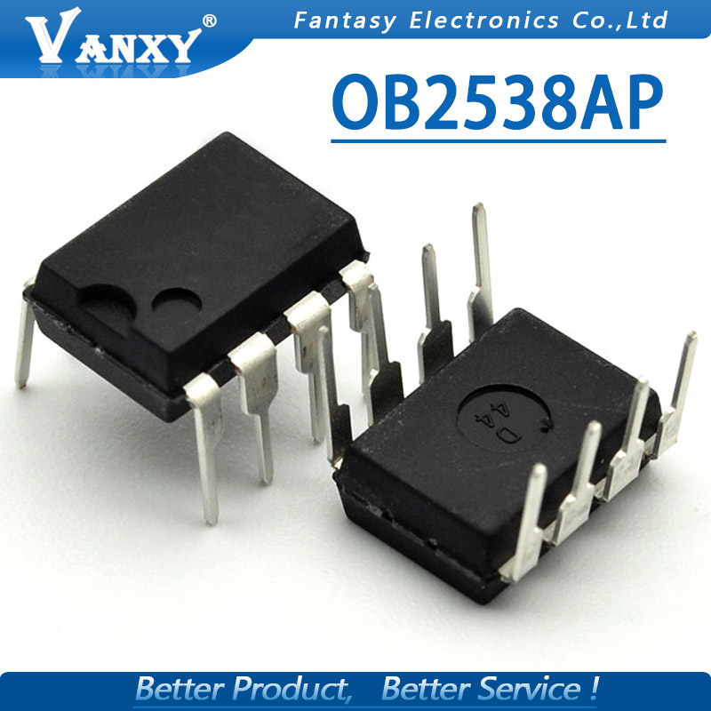 10pcs OB2538AP DIP-8 OB2538  DIP8 2538AP OB2538A DIP Charge Management IC