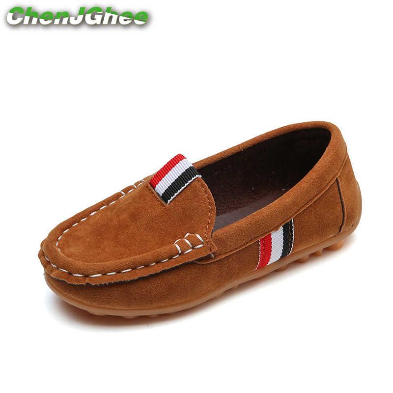 Fashion Soft Boys Shoes Kids Loafers