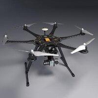 S550 quadcopter Multicopter Drone Rahmen sechs achsen Rack C/PCB Zentrum bord nylon + kohlefaser für RC Hobby FPV Racing Drone