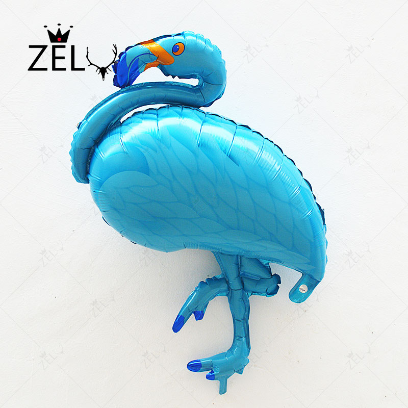 20 pièces Gonflable Flamingo 60 cm Decoration de carnaval fête anniversaire