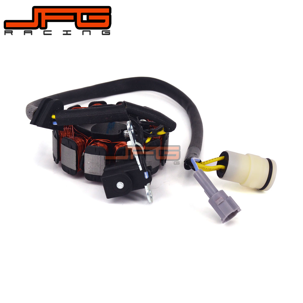 Motorcycle NC250 250CC Stator Magneto Coil 12V 12coils Xmotos Kayo T6 Dirt Bike Accessories