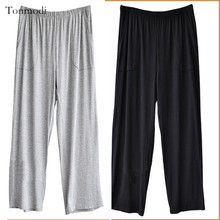 Men's Pants Sleep Trousers Modal Men's