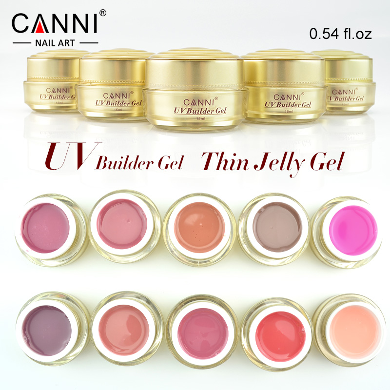 CANNI Golden bottle 15ml Camouflage thin easy dry UV Soak Off 25 nude color Jelly Nail builder gel extend shaping gel laquer CANNI Golden bottle 15ml Camouflage thin easy dry UV Soak Off 25 nude color Jelly Nail builder gel extend shaping gel laquer