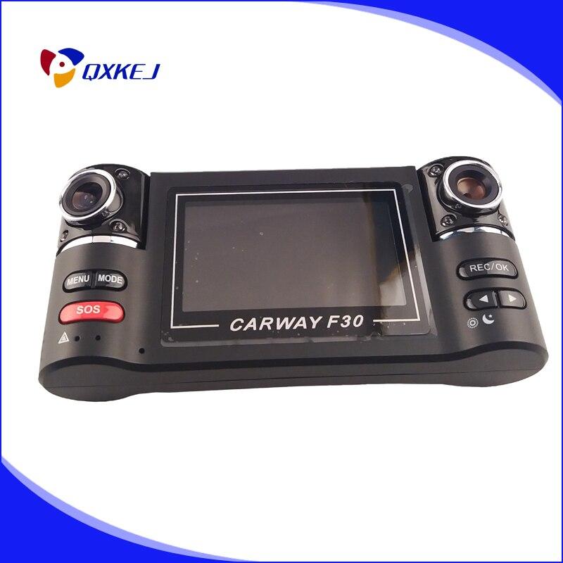 Top qualité 170 degrés sécurité routière garde voiture caméra 2.7