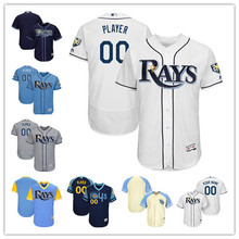 d2fda624064 MLB Custom Men s Tampa Bay Rays Players Weekend Father s Day Baseball Jersey