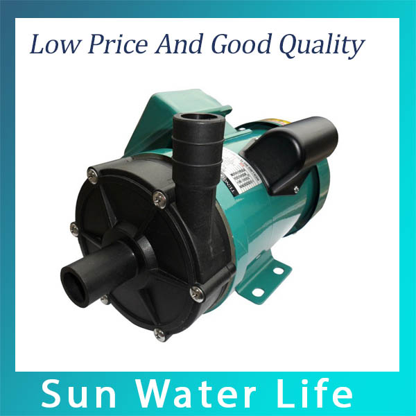 Non-Leakage Magnetic Water Pump 220V/60HZ Chemical Pumps Magnetic Centrifugal Water Pump MP-70RM цена 2017