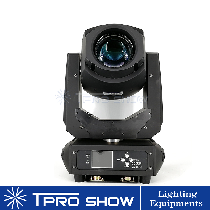 Moving Head 200W LED Lyre Beam Wash Spot Light Prism Rotating Gobo Disco Light Projector Machine Night Club Lights Party DJ Dmx-in Stage Lighting Effect from Lights & Lighting    3