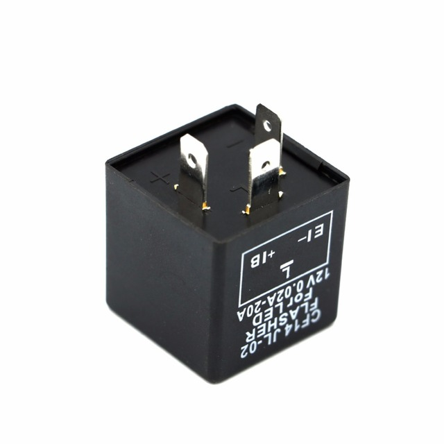 US $6.09 |Hohe Qualität CF14 JL 02 Flasher Relay Fix LED/SMD Schnelle on