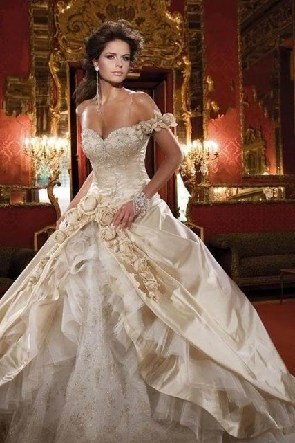 6e5486e16883 stylish bridal dresses Spaghetti Strap Wedding Dresses gown dress  Custom-Made size and colors+gift