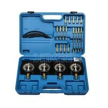 Carburante Vuoto Carburatore Sincronizzatore Carb di sincronizzazione 4 Gauge GS CB KZ XS 550 650 750 850 SK1171