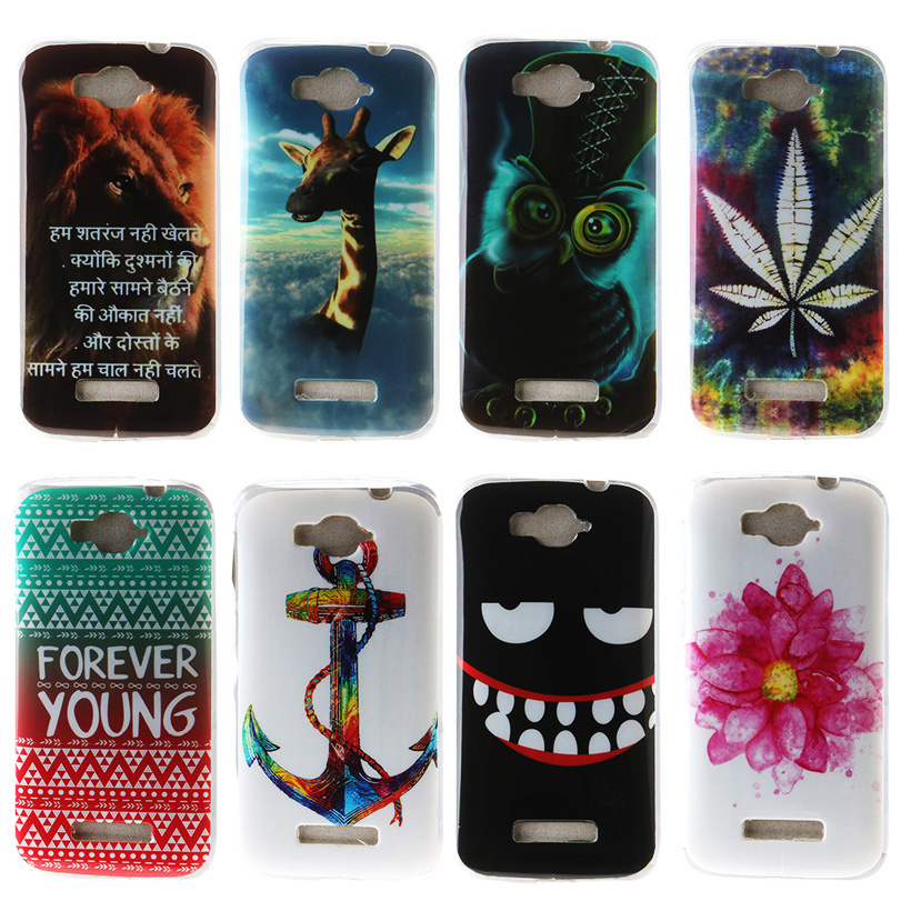 AKABEILA Case For Alcatel OneTouch Pop C7 Mobile Cases Single SIM 7040A 7040F 7041X One Touch pop c7 5.0 inch Covers Bag Back