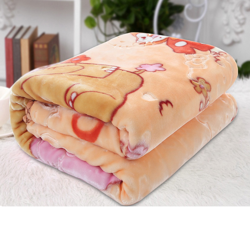 High Quality Multi Function Newborn Baby Blankets Infant Double Layers Thicken Cartoon Swaddle Bebe Envelope Stroller Wrap Throw