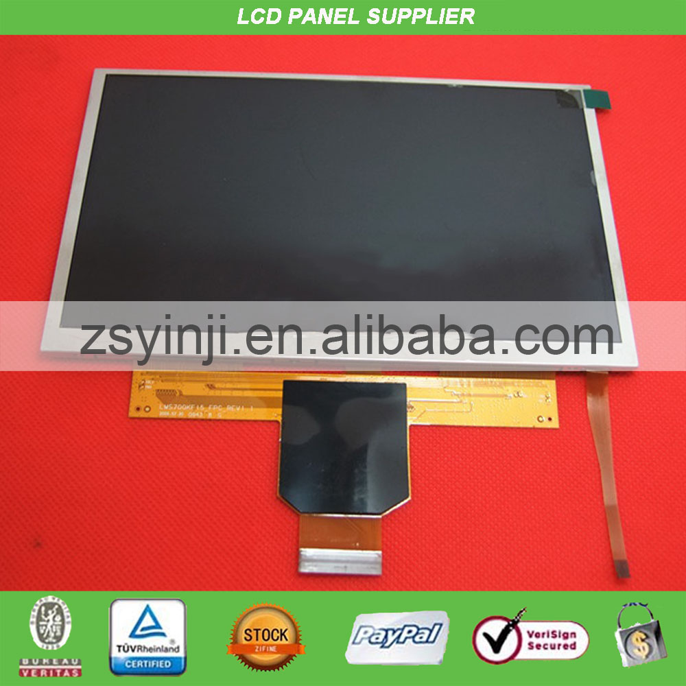LMS700KF15 7.0 ''800*480 a-si TFT Lcd painel